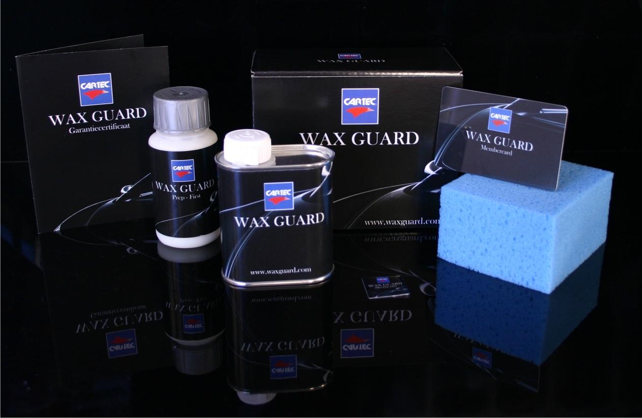 WaxGuard Behandeling